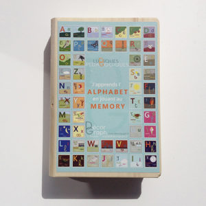 book memo alphabet