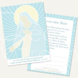"""image """"Je vous salue Marie"""""""