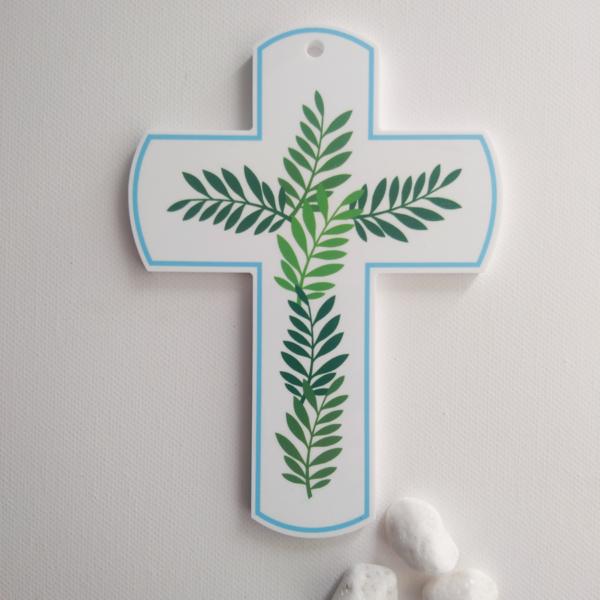 croix en plexi hosanna