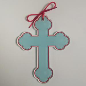 croix plexi cathédrale d'orléans