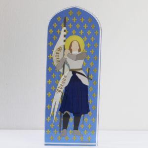 icône jeanne d'arc moderne