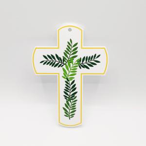 croix rameaux jaune