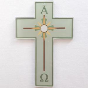 croix alpha et omega
