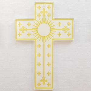 croix blanche solennité