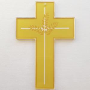 croix en plexiglass