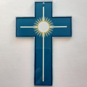 croix en plexi