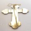 croix avec reflet