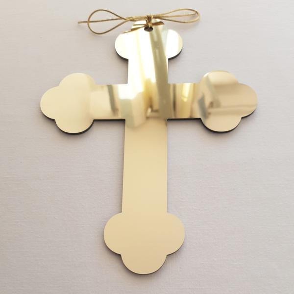 croix reflet