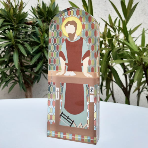 icône moderne Saint Joseph